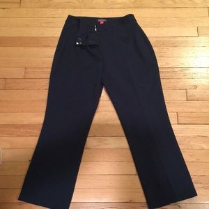 Ankle pants in classic navy